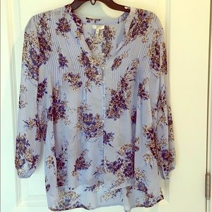 Stunning Joie flowy floral blouse
